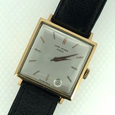 Sigma Valmon Geneve – 18 kt gold watch for men – Automatic – Without minimum price