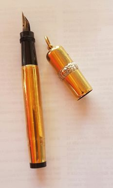18kt gold Waterman's fountain pen