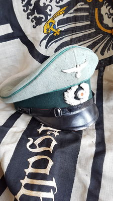 Cap Wehrmacht - Hunter force for teams