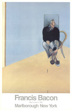 Francis Bacon - Seated Man