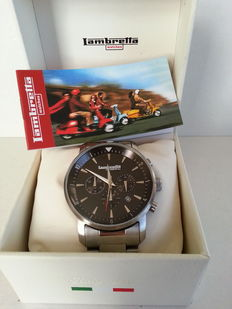 Lambretta Grand Prix – wristwatch.