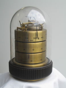 Barigo weather station - barometer, thermometer and hygrometer, probably 2nd half of the 20th century.