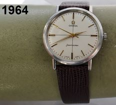 OMEGA – No-nonsense men's watch – 1964 + warranty