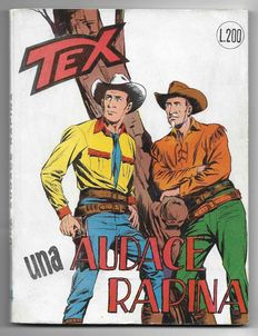 Tex, giant album no. 44, original, 1st edition - (1964)