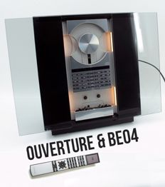 Bang & Olufsen BE04 + BeoSound Ouverture CD/AUX/Tape/Tuner