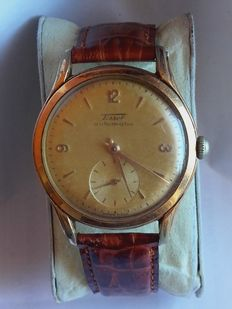 TISSOT AUTOMATIC - BUMPER FROM 1953 - SERVICED