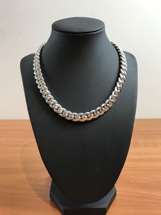 Silver necklace 925k
