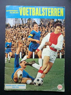 Variant of Panini - VanderHout - Dutch eredivisie 1968/1969 - Complete album - In good condition.