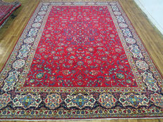 Wonderfully beautiful Persian carpet Kashan / Iran 430 x 305 cm, palace carpet, end of the 20th  century Excellent condition – Royal Kashan – rare pattern
