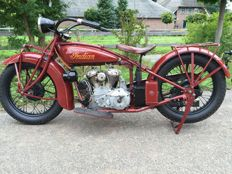 Indian - 101 Scout 600 ccm - 1928