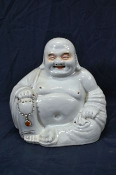 Porcelain Buddha - Chinese - first half of the 20th century