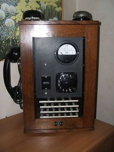 Phone lines tester switchboard