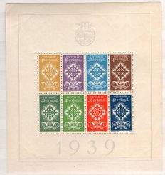 Portugal  1940/1992 - Blocks and 1st day subscribers