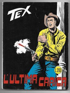 Tex, giant album no. 70, original, 1st edition - (1966)