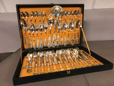 Silver cutlery Swiss made