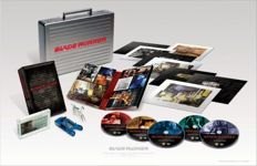 Blade Runner - Special Edition Suitcase DVD - The movie in many different cuts on DVD plus additional collectables and gadgets