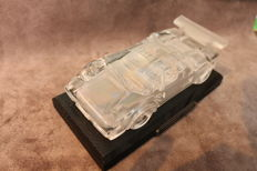 Lamborghini Countach Magic Chrystal lead crystal model 1:24 - from Hofbauer/Nachtmann