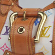 d0bf409242cec Louis Vuitton - White multicolor GM Theda bag - Catawiki