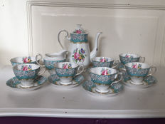 Royal Albert - coffee set, Enchantment