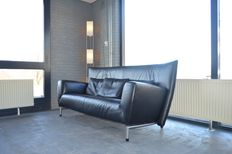 Gerard van de Berg for Label – leather design sofa