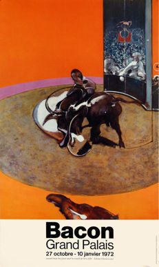 Francis Bacon - Exposition au Grand Palais