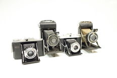 4 x bellows camera