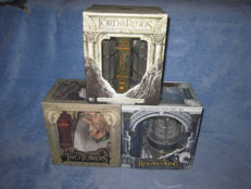 Lord of the Rings Trilogy DVD Extended with Statues