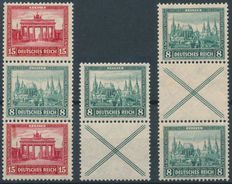 German Empire, Combination booklets