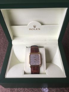 Rolex 18k gold Men's Wristwatch