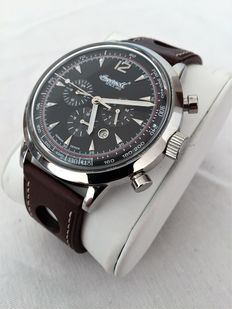 Ingersoll San Antonio 46 mm – Limited Edition – specimen 1158/2999 – Automatic IN2809 – date, day, month – 12 and 24 hour dial
