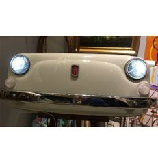 Fiat 500 L Frontal Part - With Working Lights remote controlled