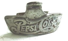 Pepsi wall openers - Water glass for Vichy - French corkscrew 19th century