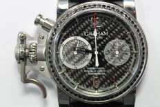 Graham Chronofighter DIAMONDS/CARBON