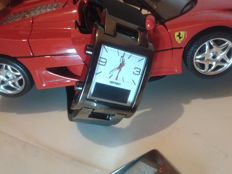 Ferrari -I men's watch multifunctional - Graphite - 2014 - Sports fashion. NOS.