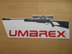 Large advertising sign for Umarex Air guns - USA
