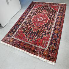 Beautiful Hamadan Persian carpet – 204 x 130 – very good condition