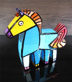 Jacqueline Schäfer - Happy Horse - Limited Edition