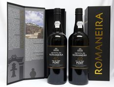 40 years old Tawny Port from Quinta da Romaneira - 2 bottles of 750ml in original box