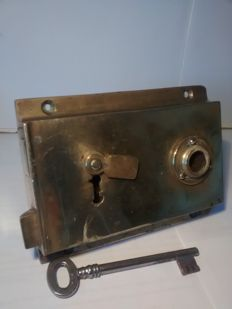 Two nautical locks, twentieth century, 1940s