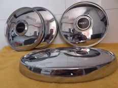Seat hubcap - 131, 128 and 132 models - 1970s