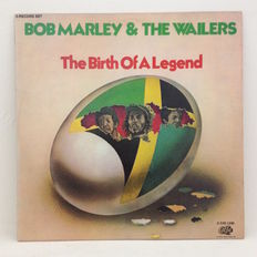 mixed lot of 10 LP's and 3 double LP's - Bob Marley & The Wailers(3) / Bruce Springsteen(2)  / Stevie Wonder(4) / Jimmy Cliff(1) / Peter Tosh(1) / Level42(2).