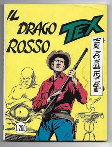 Tex, giant album no. 79, original, 1st edition - (1967)