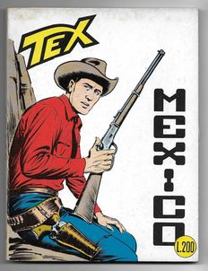 Tex, giant album no. 64, original, 1st edition - (1966)