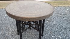 Tea table - Marocco - First half of the 20th century