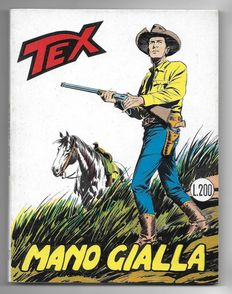 Tex, giant album no. 67, original, 1st edition - (1966)