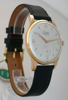 CREATION Classic. Swiss-made men's wristwatch from '60s