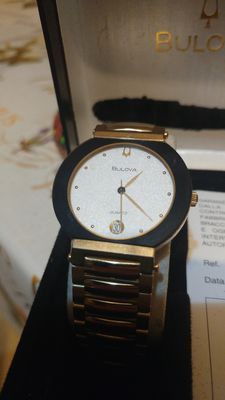 Bulova 1A29M – Women's watch – 1980s