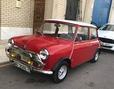 Mini - 850 Authi - 1973