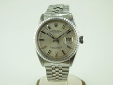 Rolex Oyster Datejust Men's Watch -  ref: 1603