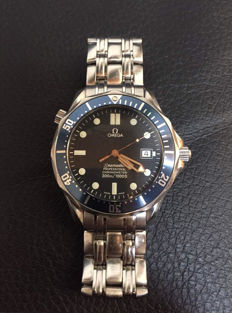 Omega Seamaster Professional - Men's watch - 2000/2009